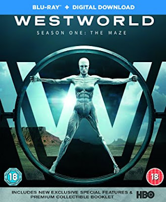 Westworld: Complete Series 1: Blu Ray Review