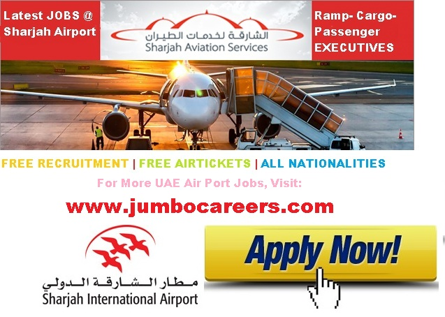 Sharjah government jobs for Indians,