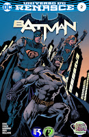 DC Renascimento: Batman #2
