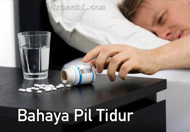 Pesakit insomnia mengambil pil tidur tanpa mengetahui bahaya pengambilan pil tidur