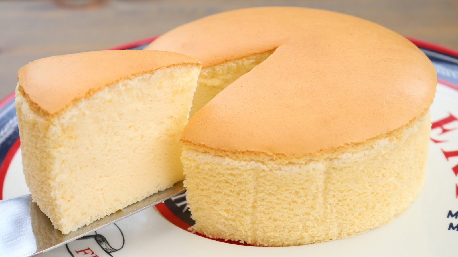 Fluffy Japanese Cheese Cake
