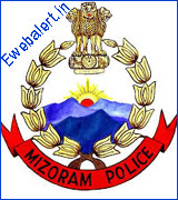 Mizoram Police Recruitment