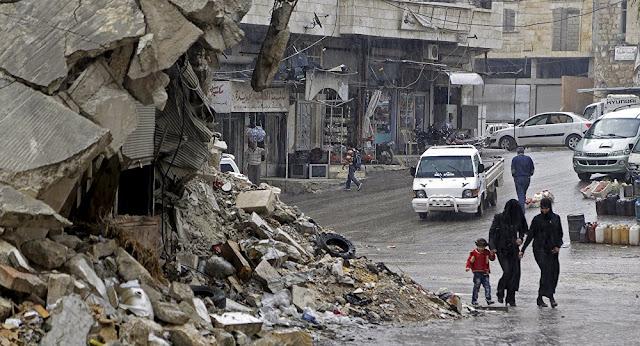 Paz na Síria fica só no papel... MichellHilton.com