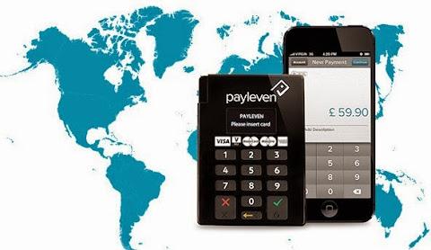 圖說: 隸屬於 Rocket 集團的 Payleven 行動支付工具