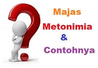 Pengertian Majas Metonimia dan Contohnya