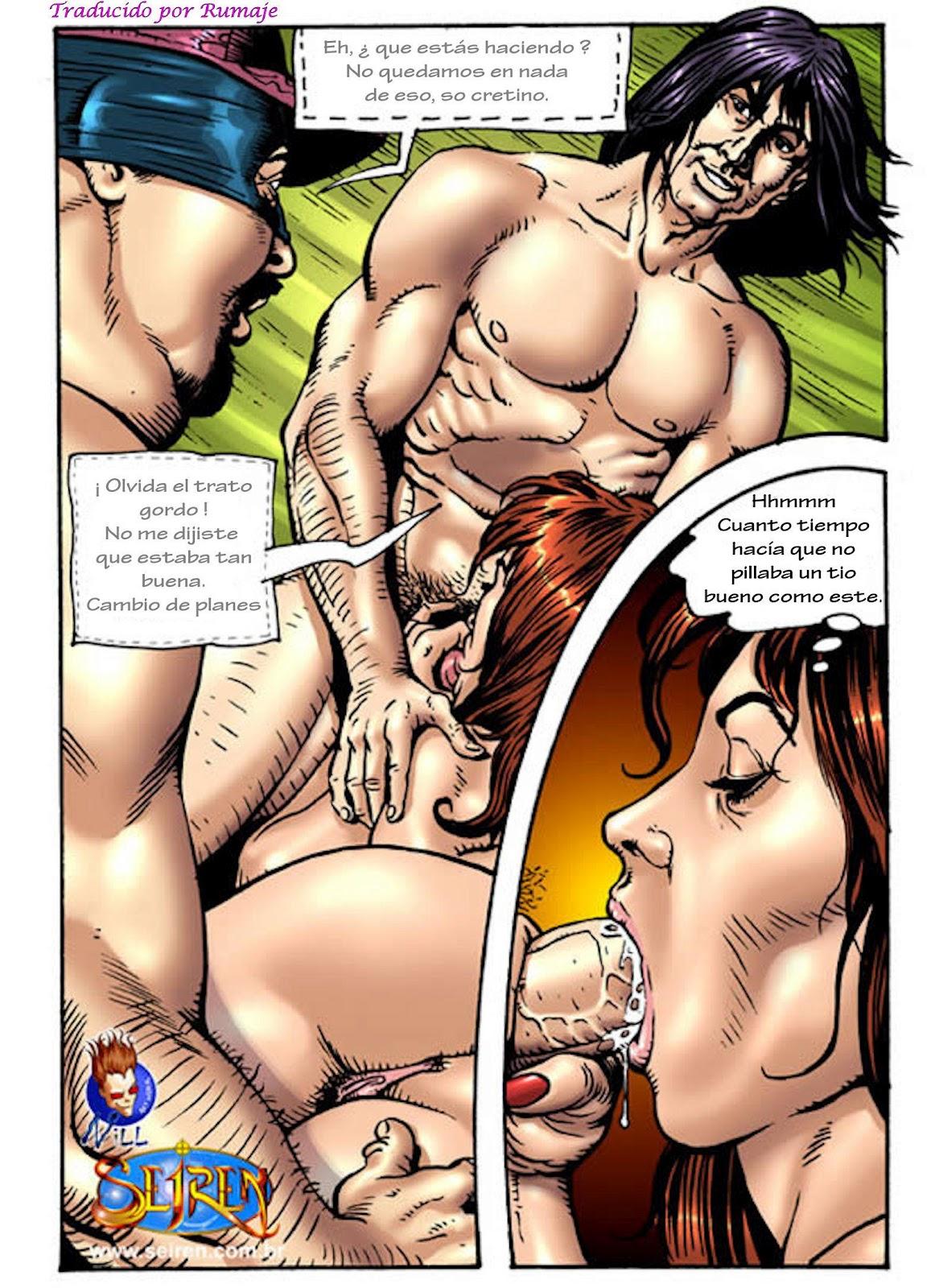 Cornudo con amigo para su mujer - 1 part 1