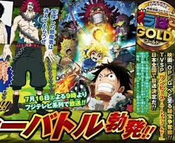 Film One Piece: Heart of Gold (2016) Gratis Download