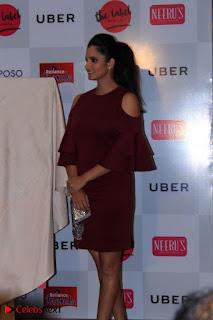 Indian Tennis Star Sania Mirza Pos in Red Short Dress at  0009.jpg