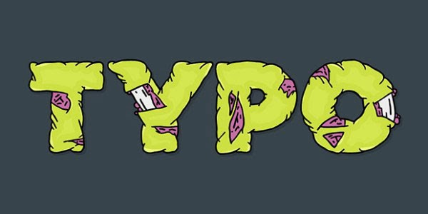 Create a Zombie-Style Typo Using the Blob Brush in Illustrator
