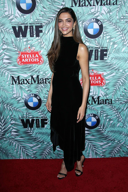 Deepika Padukone – 10th Annual Women in Film Pre-Oscar Cocktail Party in LA