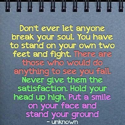 Stand On Your Own Two Feet Quotes