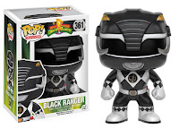 Funko Pop! Black Ranger