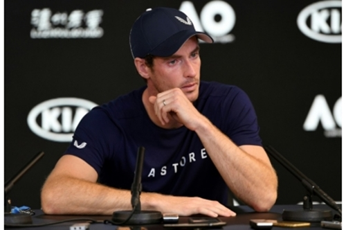 Andy Murray to retire