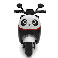 junior Tr0903 yamaha mio motor mainan aki anak