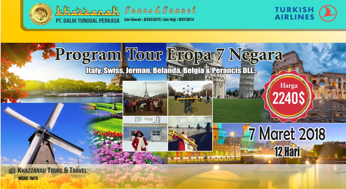 Khazzanahtour Umroh Travel