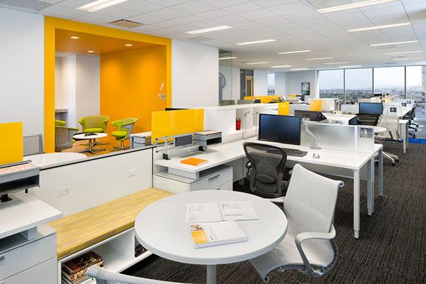Desain Interior Baik Untuk Produktifitas