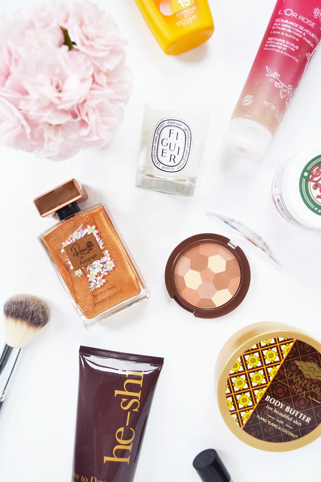 10 Summer Beauty Essentials