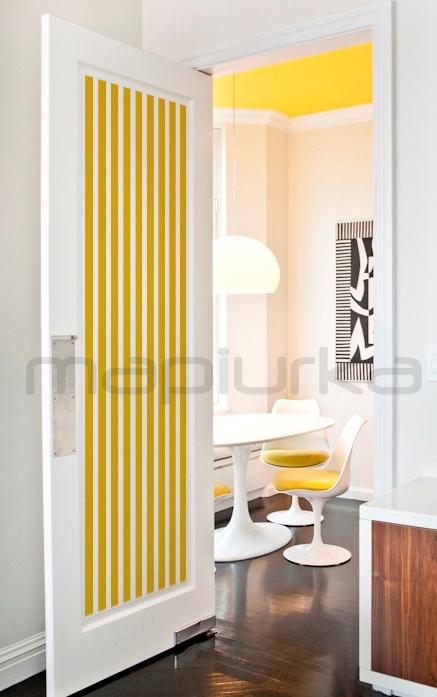 Mapiurka adhesivos decorativos ba puertas customizadas - Puertas con vinilo ...