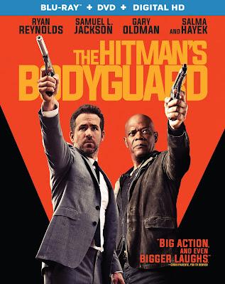 The Hitman's Bodyguard 2017 Dual Audio [Hindi-DD5.1] 720p BRRip 1.1Gb x264