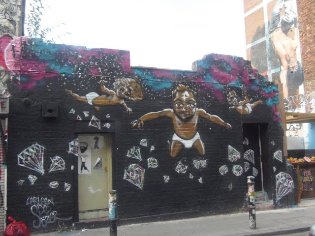 Shoreditch street art http://psychologyfoodandfitness.blogspot.co.uk/2016/08/travel-shoreditch-photo-diary.html