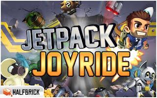 Jetpack Joyride Apk v1.9.26 Mod (Unlimited Money) Terbaru