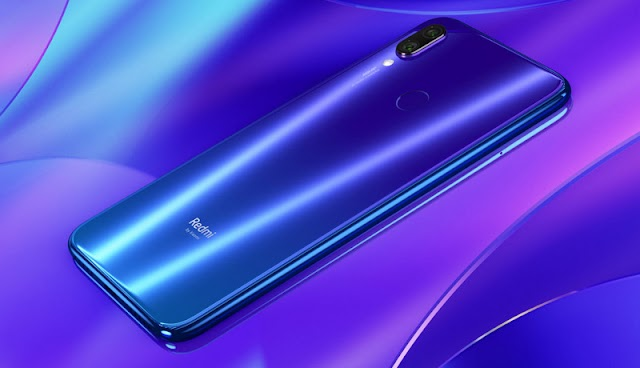 Redmi Note 7 India Launch Confirmed