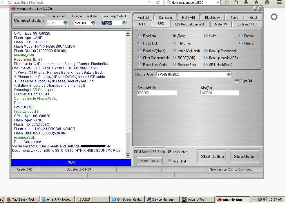 Netgear C6300 Firmware Update