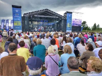 """concierto durante el Festival """"Tallin Maritime Days"""""""