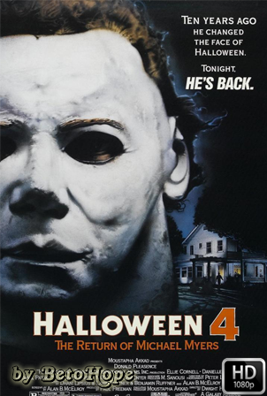 Halloween 4: El Regreso De Michael Myers [1080p] [Latino-Ingles] [MEGA]