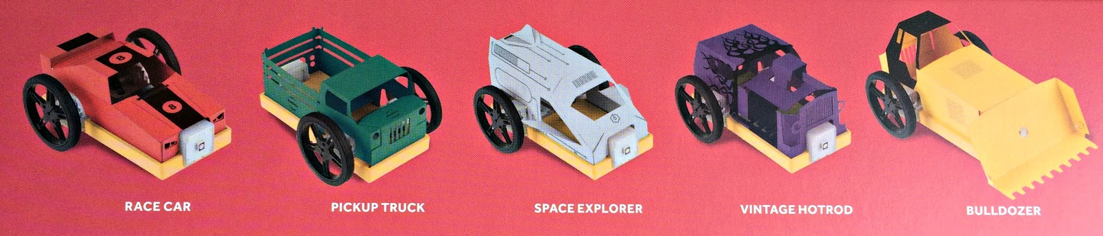 Sam's Curious Cars - A Great Xmas Gift For Young Inventors | Mother Distracted