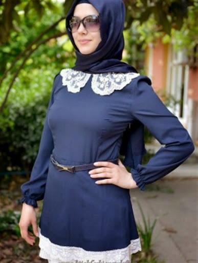 Baju Hamil Kerja Muslim