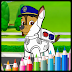 Game For Kids Coloring Pages Paw Patrol APP
