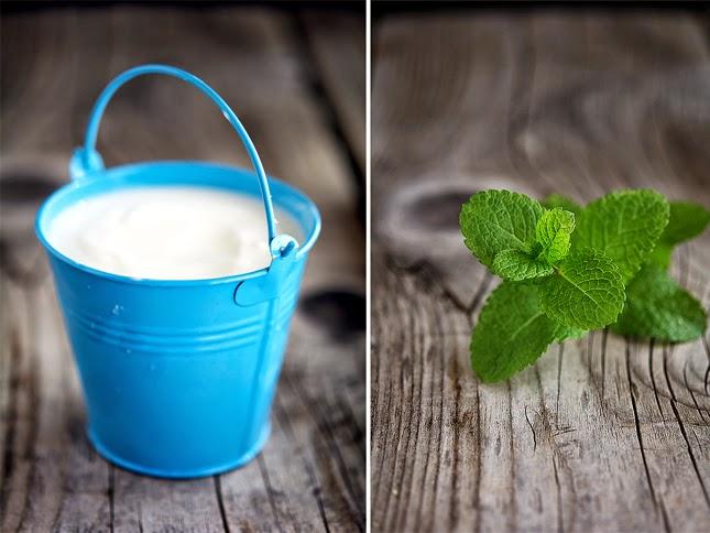 Yogurt & Mint