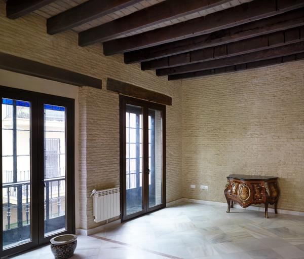 Estudio Honorio Aguilar - Vivienda en el Casco Antiguo de Sevilla