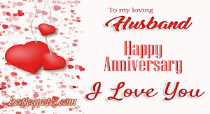 Marriage Anniversary Wishes To Husband [20 Wishes For Him]