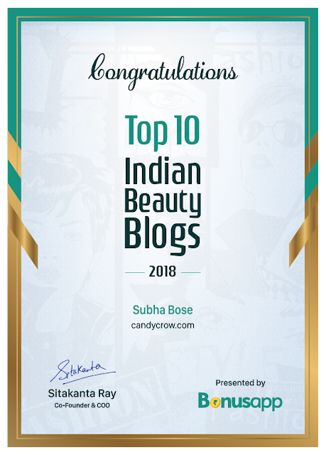 Top 10 Indian Beauty Blogs 2018