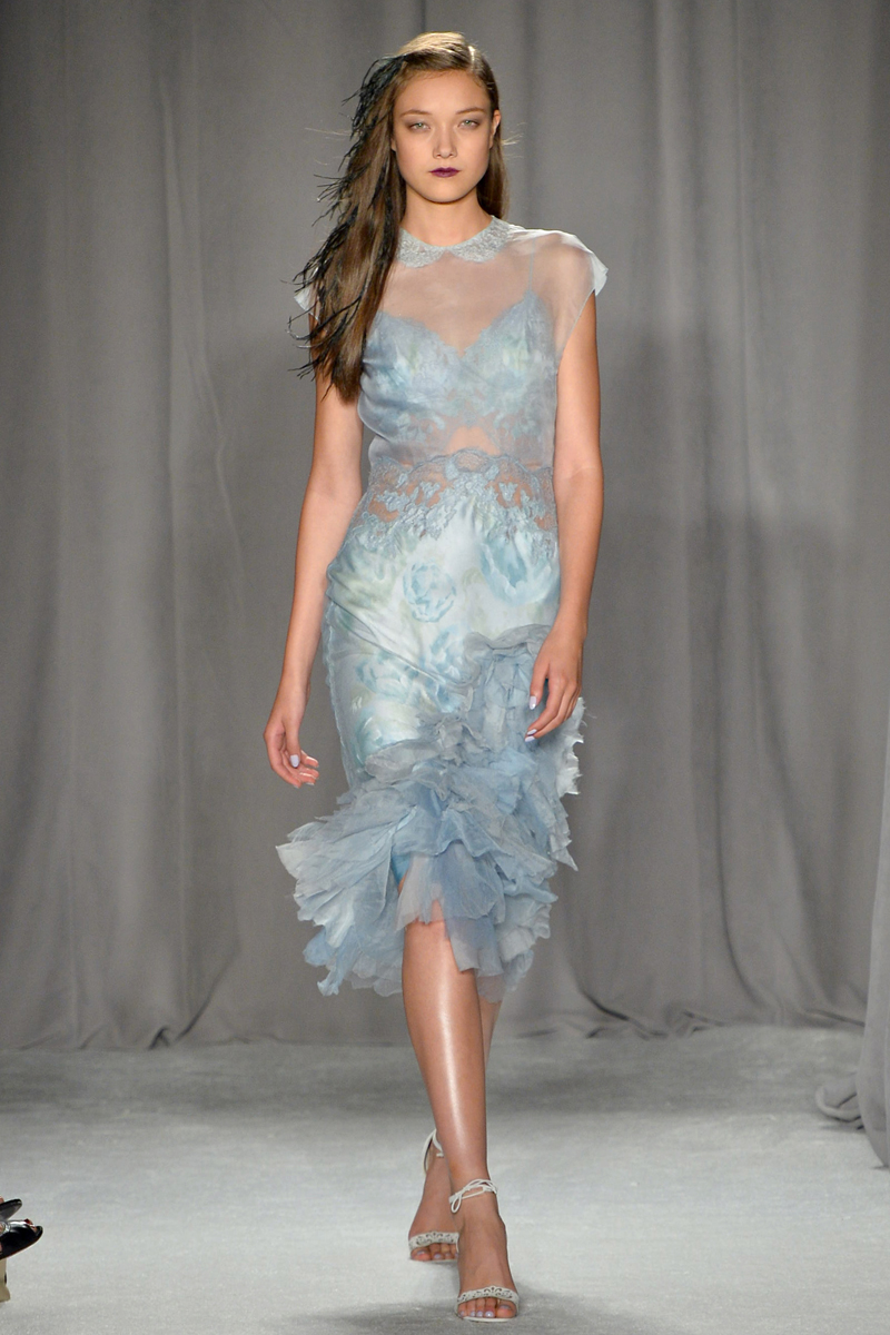 Wedding Dresses by Marchesa Spring 2014 Collection ...   Marchesa Spring 2014