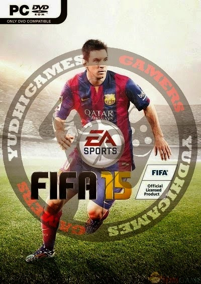 Download game PC FIFA 15 ultimate update 4 full cracked