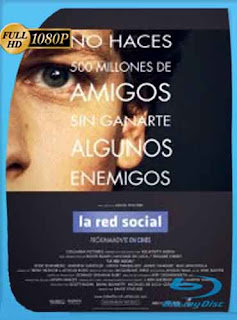 La Red Social  2010 HD [1080p] Latino [Mega] dizonHD