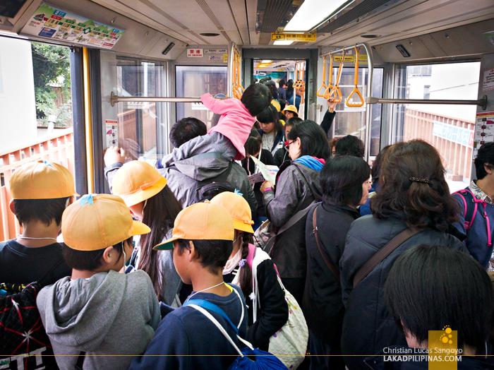 Hakone Free Pass Tozan Cable Car