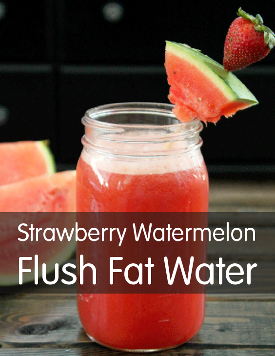 Strawberry Watermelon Flush Fat Water
