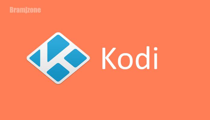برنامج كودي لتشغيل جميع صيغ الفيديو