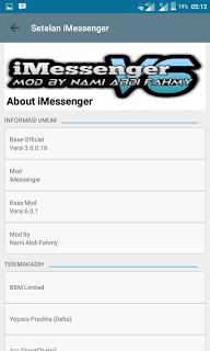 download bbm mod terbaru