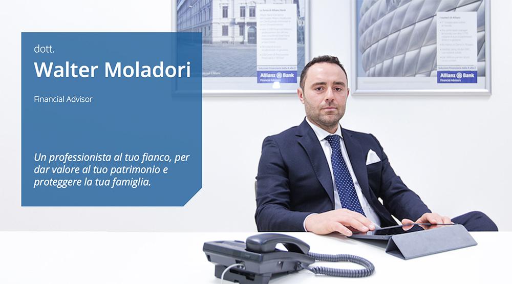 """93a4fe36e9 Walter Moladori, consulente finanziario ed esperto in investimenti ad alto  rendimento """""""