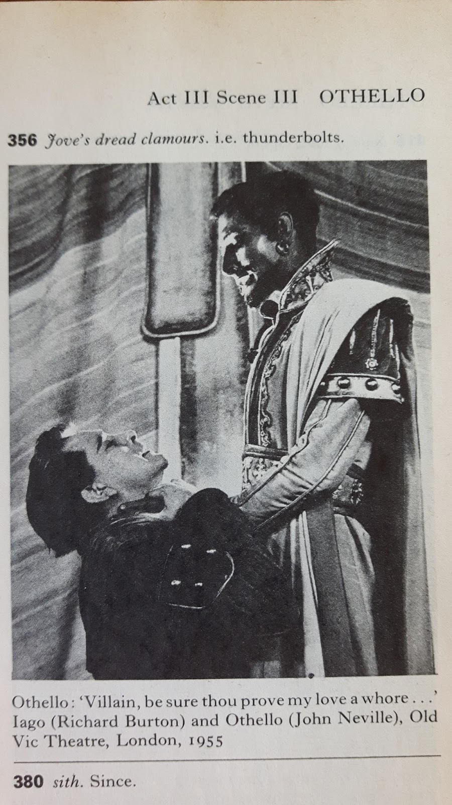 does othello truly love desdemona essay How does iago manipulate othello in act 3 expressing his love for desdemona when that lead to the downfall of desdemona the one truly good-natured.
