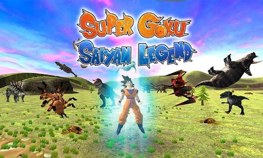 Download Super Goku Fighting Hero Saiyan Legend 2018 Mod Apk Game