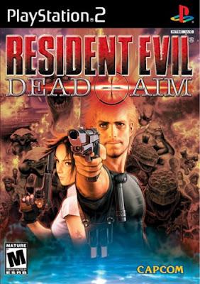 Resident Evil: Dead Aim (PS2) 2003