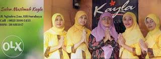 Lowongan Kerja TerbaruTerapis Kecantikan  Stylish - Kayla Salon & SPA Muslimah