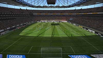 PES 2019 Stadium Commerzbank-Arena by Martinza