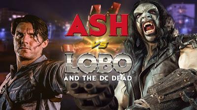 Ash vs Lobo and The DC Dead